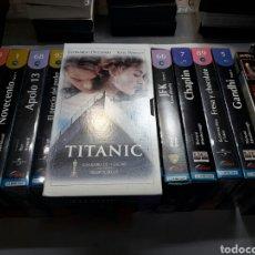 Cine: VHS COLECCIÓN DE EL MUNDO 16 PELÍCULAS. Lote 100190143