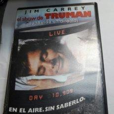Cine: VHS EL SHOW DE TRUMAN ORIGINAL. Lote 100193172