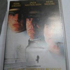 Cine: VHS ALGUNOS HOMBRES BUENOS ORIGINAL. Lote 100194019