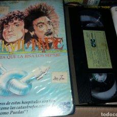 Cine: JEKILL Y HYDE- VHS- DIR: JERRY BELSON- DESCATALOGADA. Lote 100233898