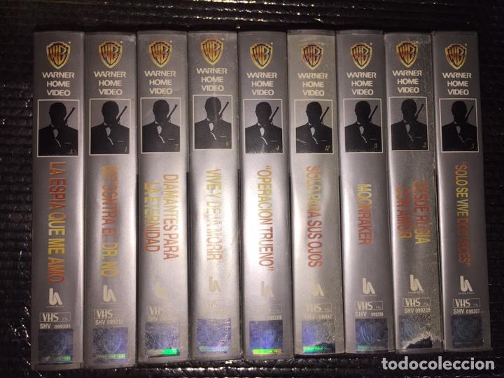 Cine: Colección James Bond 007 - Foto 2 - 218950466