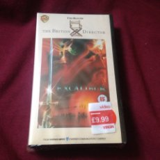 Cine: EXCALIBUR VHS VERSIÓN ORIGINAL UK PRECINTADA NUEVA. Lote 100721974