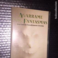 Cine: AGARRAMÉ ESOS FANTASMAS. Lote 101161682