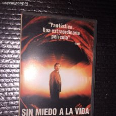 Cine: SIN MIEDO A LA VIDA. Lote 101162442