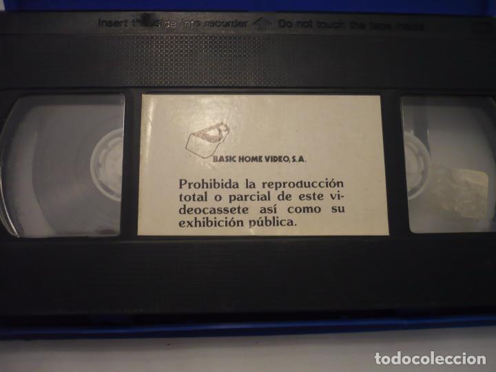 Cine: Carga mortal (1977) VHS. - Foto 2 - 18154789
