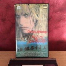 Cine: EL CLAN DEL OSO CAVERNARIO VHS 1º EDICIÓN. Lote 101355783