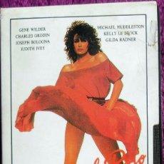 Cine: ((PELICULA -VHS)) LA MUJER DE ROJO - 1984 - UN CLASICO. Lote 101403607