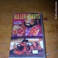 Cine: KILLER BARBYS VHS. Lote 94868827