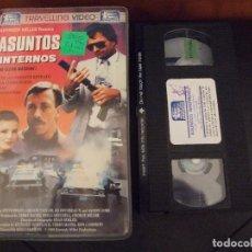 Cine: ASUNTOS INTERNOS - KEN CAMERON - STEVE BISLEY , GRIGOR TAYLOR - TRAVELLING 1989. Lote 180178148
