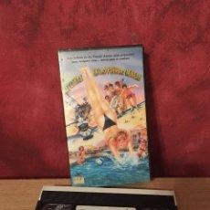 Cine: RECLUTAS EN LAS FUERZAS AÉREAS VHS 1º EDICIÓN (6). Lote 101932367
