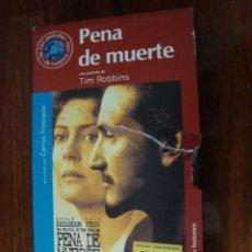 Cine: PENA DE MUERTE COLECCION EL MUNDO Nº 113. Lote 101944582