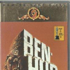 Cine: BEN-HUR 1959 VHS. Lote 102106827