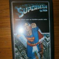 Cine: SUPERMAN. Lote 102321003
