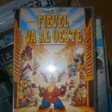 Cine: FIEVEL VA AL OESTE. Lote 102351059