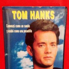 Cine: EN EL UMBRAL DEL MIEDO - TOM HANKS (DRAGONES Y MAZMORRAS) - UNICA EN TC. Lote 50007888