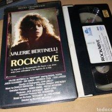 Cine: ROCKABYE- VHS- DIR: RICHARD MICHAELS. Lote 102470399