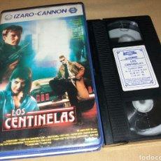 Cine: LOS CENTINELAS- VHS- ALBERT PYUN- IZARO CANNON. Lote 102473730