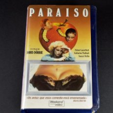 Cine: PARAISO EN VHS DE DORIS DÖRRIE. Lote 102760755