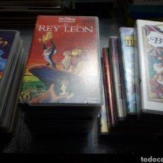 Cine: VHS LOTE 14 PELÍCULAS DE DISNEY AÑOS 80. Lote 103114332