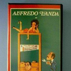 Cine: LAS DE CAIN (VIDEO VHS) FILM 1959 DIR. ANTONIO MOMPLET -Mª LUZ GALICIA, JUANJO MENENDEZ, LOLA FLORES. Lote 103274759
