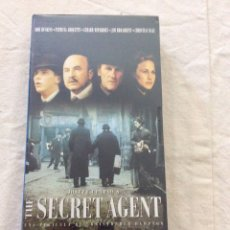 Cine: PELÍCULA, VHS, THE SECRET AGENT. PRECINTADO.. Lote 103293123