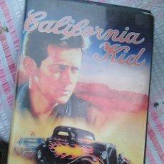 Cine: CALIFORNIA KID (RICHARD T. HEFFRON, 1974) HISTÓRICA EDICIÓN CAJA ANCHA. Lote 103610603
