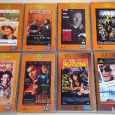 Cine: COLECCIÓN 12 VHS ABC. DE LA COLECCIÓN FIN DE SEMANA Y LOS OSCARS.. Lote 103715255