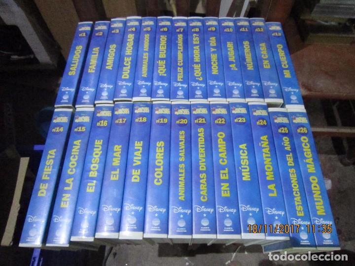 LOTE DE 26 CINTAS DEL MAGIC ENGLISH VHS SIN USO (Cine - Películas - VHS)
