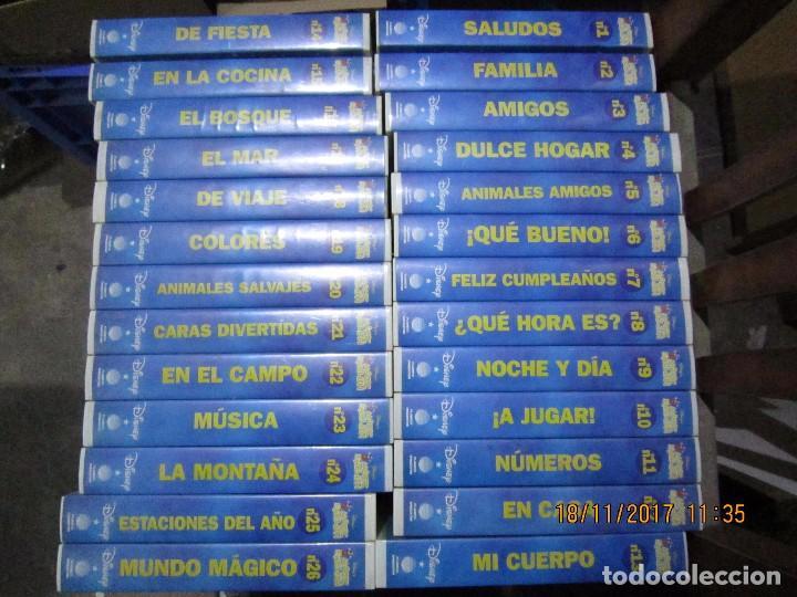 Cine: LOTE DE 26 CINTAS DEL MAGIC ENGLISH VHS SIN USO - Foto 2 - 103747891