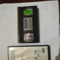 Cine: VHS BARBIE Y LOS ROCK STARS CONCIERTO ESPACIAL. Lote 103983951