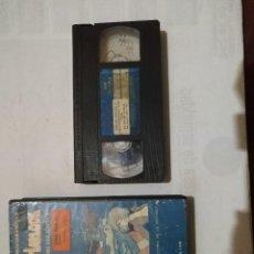 Cine: VHS CAPITAN HARLOCK EL CORSARIO DEL ESPACIO. Lote 103984451