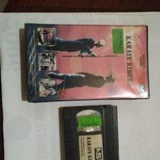 Cine: VHS KARATE KIMURA. Lote 103984771