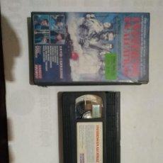 Cine: VHS INFIERNO EN ALCATRAZ. Lote 103985103