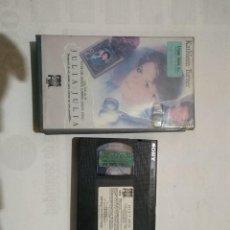 Cine: VHS JULIA Y JULIA. Lote 103985211