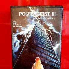 Cine: POLTERGEIST 3: FENOMENOS EXTRAÑOS (1988). Lote 130855704