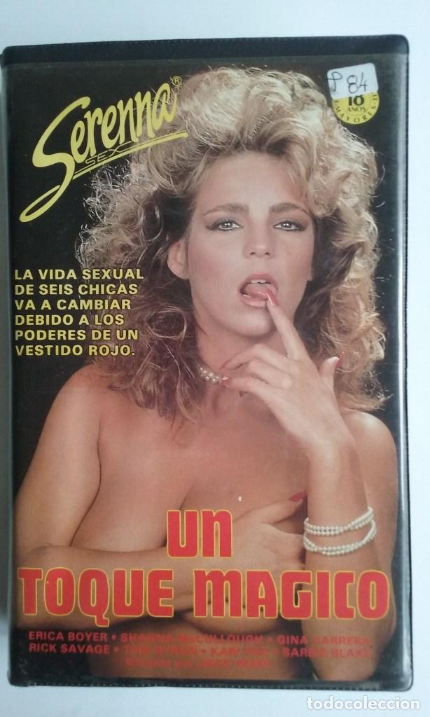 Vhs Erotico Un Toque Magico Erica Boyer