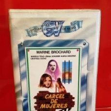 Cine: CARCEL DE MUJERES (1971) - THE BIG DOLL HOUSE. PELICULA DE CULTO - OJO VIDEO 2000!!. Lote 104412915
