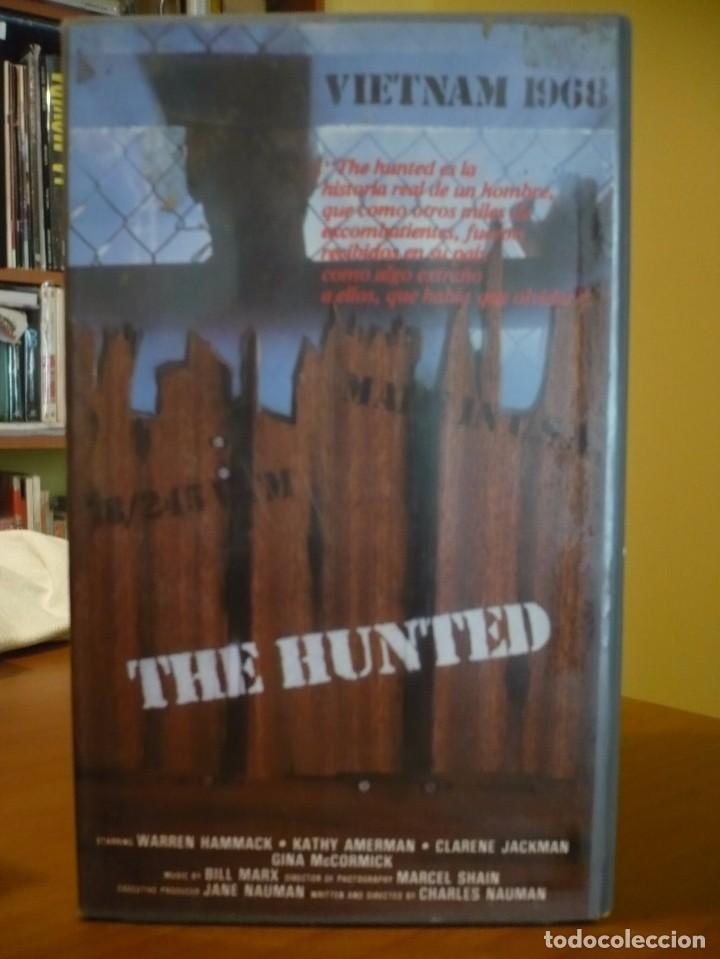 Cine: THE HUNTED (1977) VHS. - Foto 1 - 104949787