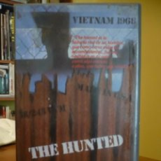 Cine: THE HUNTED (1977) VHS.. Lote 104949787