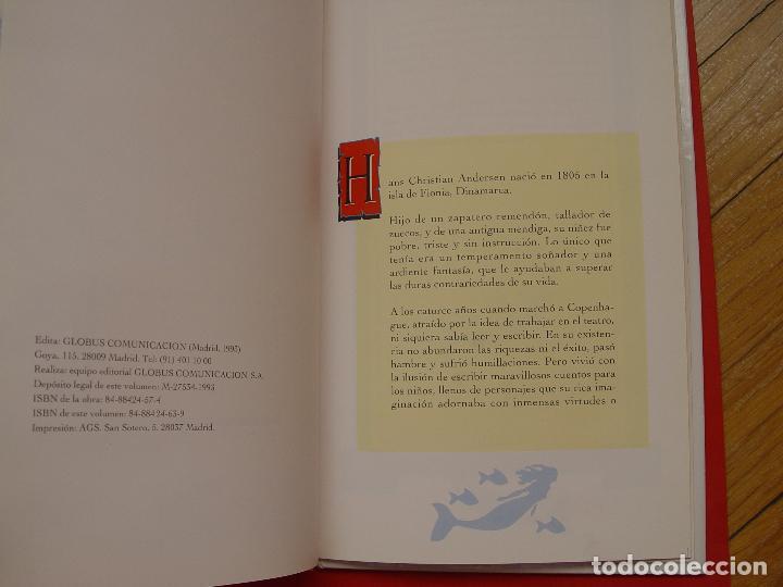 Cine: Lote libro y cinta vídeo VHS: LA SIRENITA (Globus, 1994) ¡ORIGINAL! ¡COLECCIONISTA! - Foto 4 - 105351531