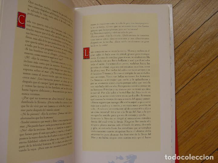 Cine: Lote libro y cinta vídeo VHS: LA SIRENITA (Globus, 1994) ¡ORIGINAL! ¡COLECCIONISTA! - Foto 5 - 105351531