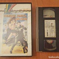 Cine: VHS - LLAMAN DE JAMAICA, MR WARD - - EUROSPY ESPÍAS AGENTES SECRETOS. Lote 105850627
