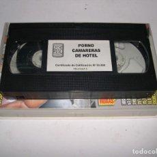 Cine: VHS CAMARERAS DE HOTEL. Lote 105915827