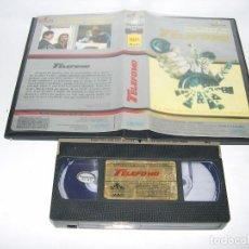 Cine: VHS TELEFONO CHARLES BRONSON. Lote 106086543