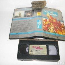 Cine: VHS DOCE DEL PATIBULO. Lote 106240783