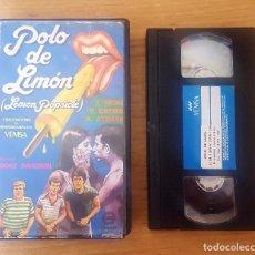Cine: VHS - POLO DE LIMON. Lote 106569487