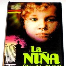 Cine: LA NIÑA (1977) - ROBERT VOSKANIAN FRANK JANSON LAUREL BURNETT ROSALIE COLE VHS. Lote 106668867