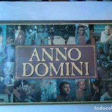 Cine: PELÍCULA. VHS, ANNO DOMINI, A.D. HISTORIA COMPLETA DE LA ROMA EN ÉPOCA DE CRISTO. VER DATOS. . Lote 107203675