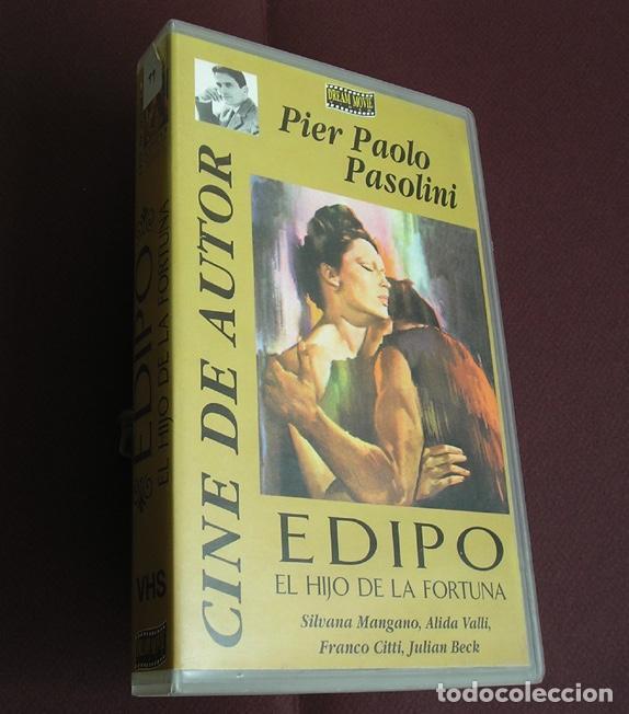 Cine: Edipo, el hijo de la fortuna (Edipo Rey), Pier Paolo Pasolini, con Silvana Mangano, Franco Citti... - Foto 2 - 107236759