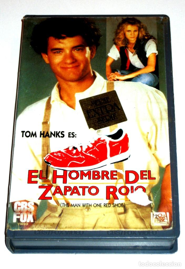 SINGER STAN HANKS TOM HOMBRE ROJO EL DEL 1985 LORI DABNEY ZAPATO DRAGOTI wvqU8OX